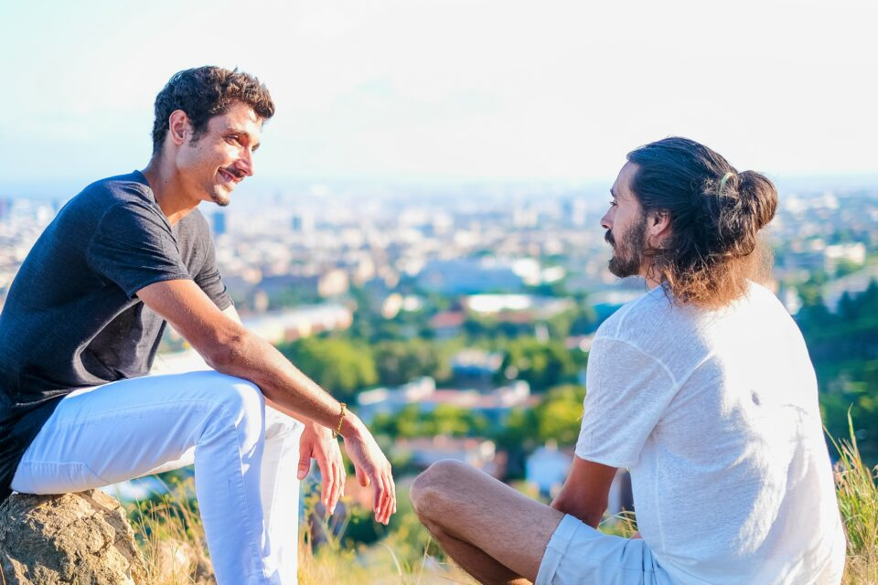 Deep and meaningful conversations are known to increase social connectivity and bring satisfaction to people.