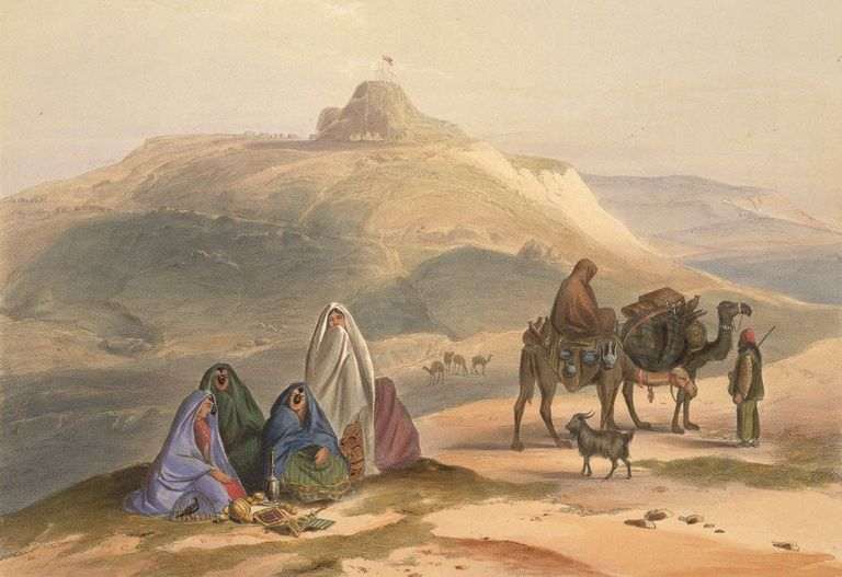 Ghilzai-Nomads-in-Afghanistan