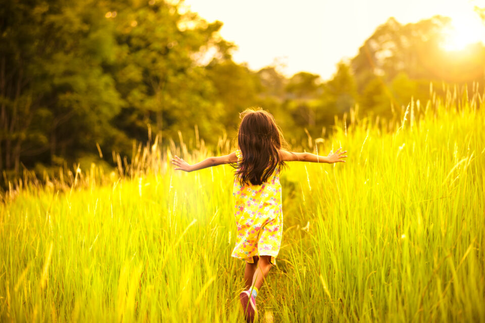 The study also found that children from wealthy economic backgrounds tended to increase their connection to nature during the pandemic.